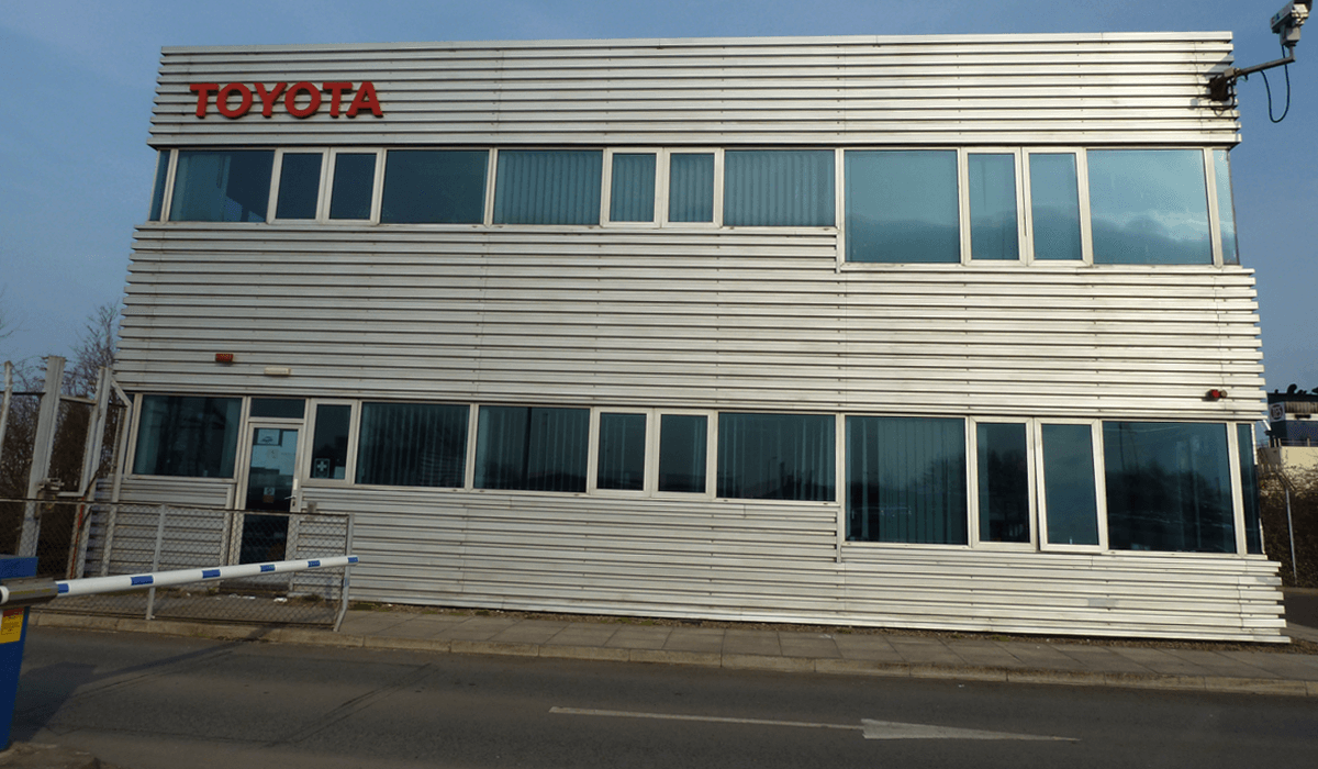 Case Study Toyota -  After